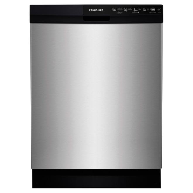 """Lave-vaisselle encastré à cuve haute 24"""", acier inoxydable"""