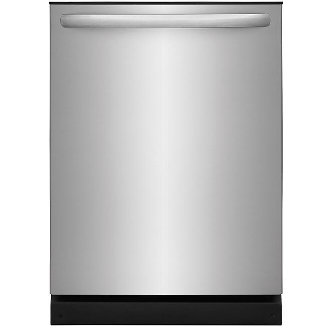 """Lave-vaisselle encastré à cuve haute, 24"""", acier inoxydable"""