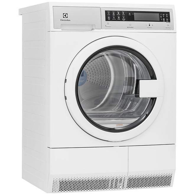 Sécheuse électrique à condensation, 4 pi³, blanc
