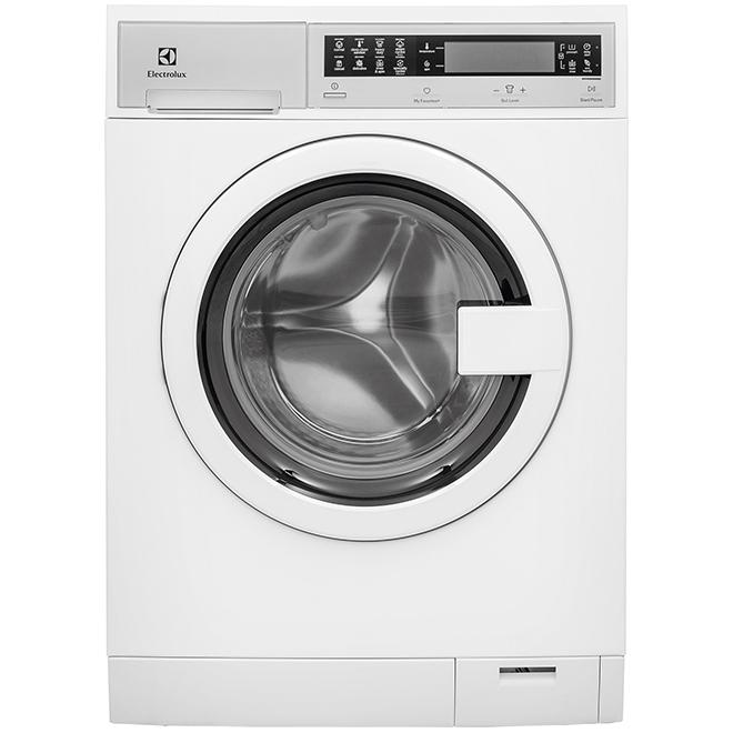 Laveuse compacte avec Perfect Steam, 2,4 pi³, blanc