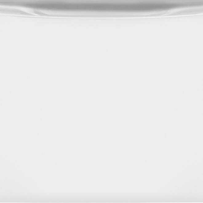 """Luxury-Glide(R) Pedestal with Storage Drawer - 27"""" - White"""