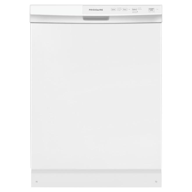 frigidaire lave vaisselle encastr cuve haute 24 blanc. Black Bedroom Furniture Sets. Home Design Ideas