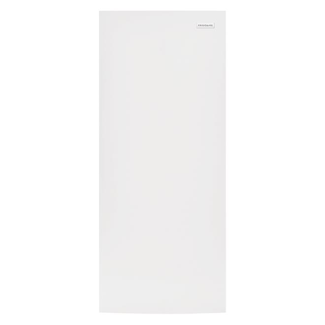 Frigidaire Upright Freezer - 28-in - 15.5-cu ft - White