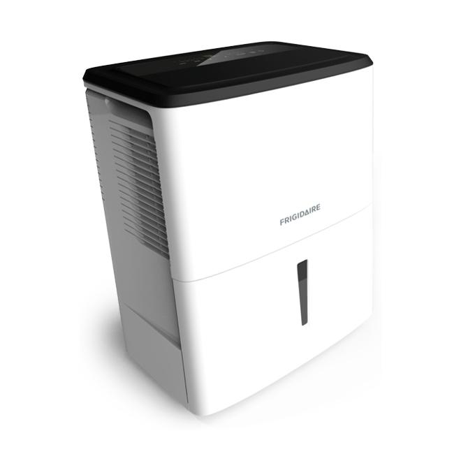 "Frigidaire 35-Pint Dehumidifier - 24"" - Metal - White"