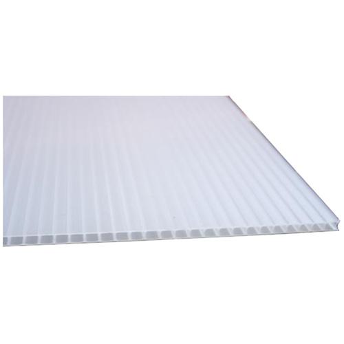 Feuille ondulée Hi-Core(MD), 48 po x 96 po, blanche