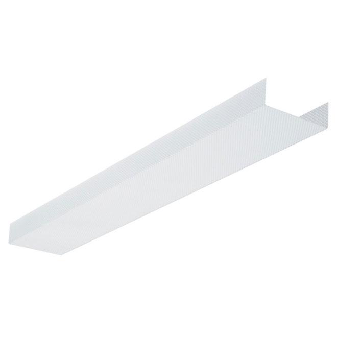 48 Light Fixture: LITHONIA Fluorescent Light Fixture Replacement Lens