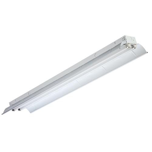 Luminaire fluorescent industriel 48 po