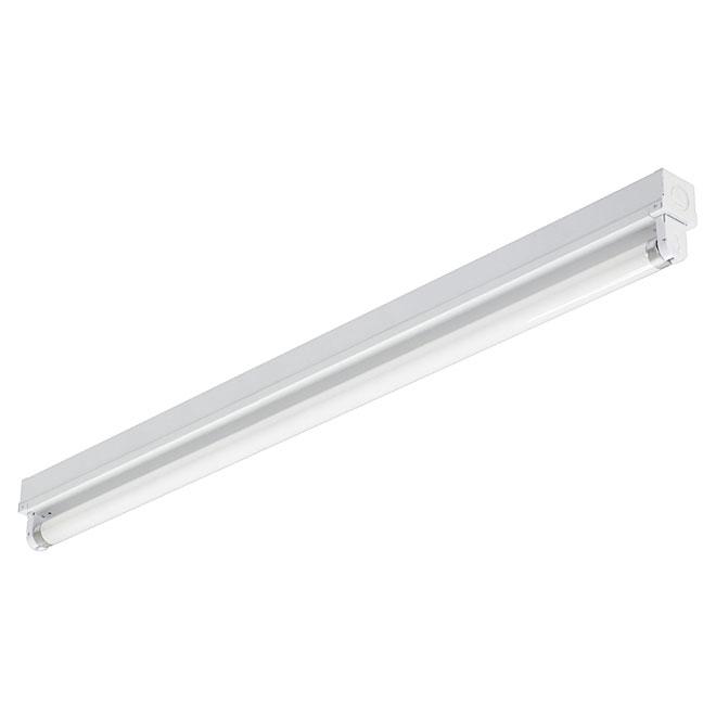 Luminaire fluorescent en bande mince à une lumière - 36 po