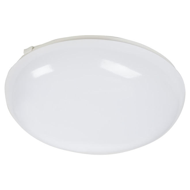 "Round Ceiling Light - 20W LED - 11"" - White"