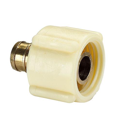 1/2-in Brass adapter