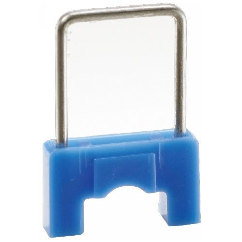 """Agrafes de 13/16"""" bleues en paquet de 250"""
