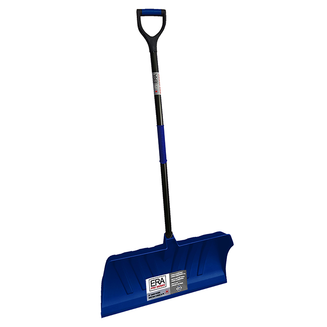 "Pro Series Large Snow Pusher - 28"" - Cobalt Blue"