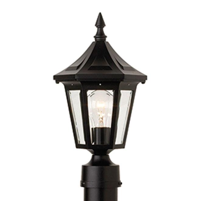 Lanterne de poteau «Elegant»
