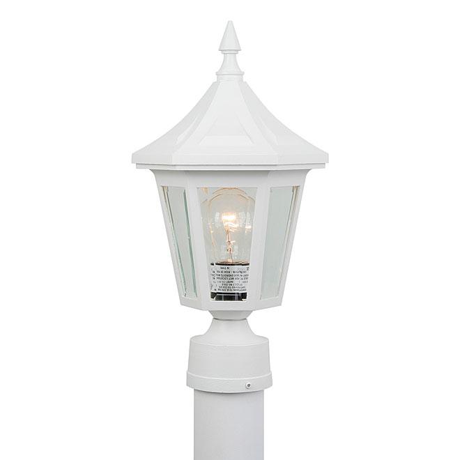"""Elegant"" Post Lantern"