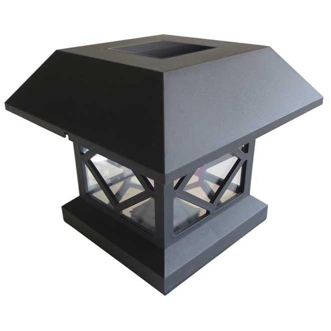 Solaires Poteaux Pour 4 Luminaires Sl1322bRéno EnsDe Dépôt 9I2YEDHW