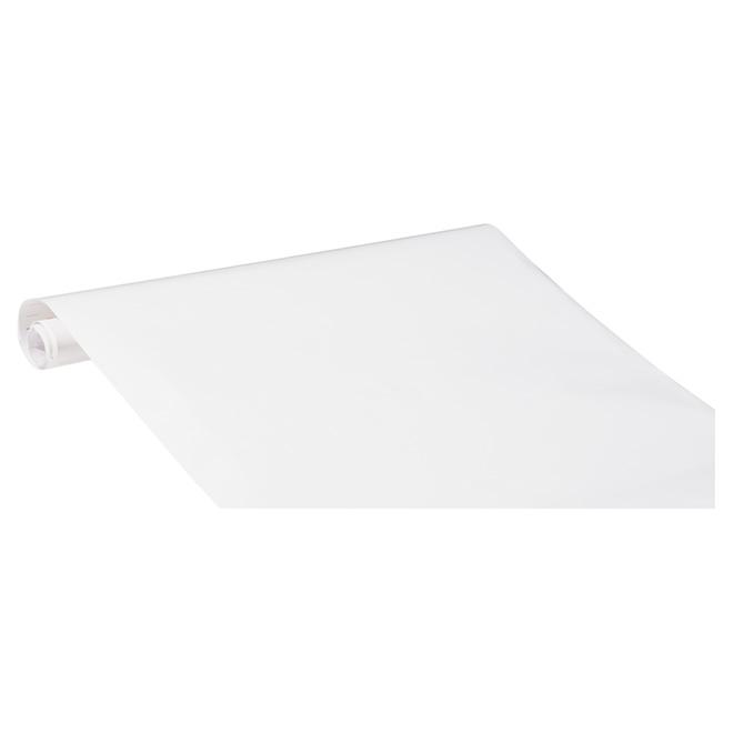 Self-Adhesive Vinyl Film - Glossy White