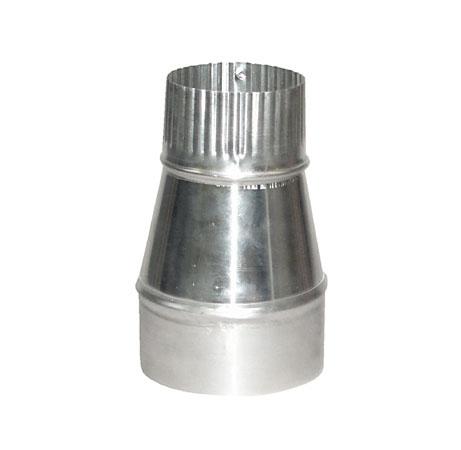 """4"""" to 3"""" Diameter Aluminum Reducer"""