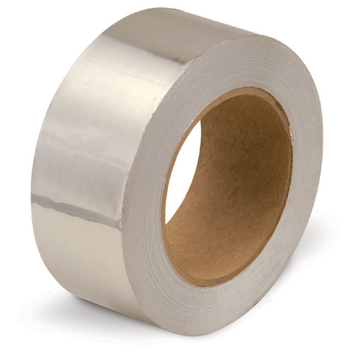 """Ruban en feuille d'aluminium de 2"""" x 50 verges"""