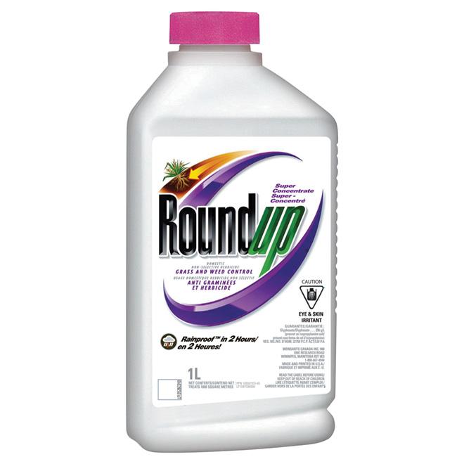 "Herbicide - ""Roundup"" Liquid Herbicide 1 L"