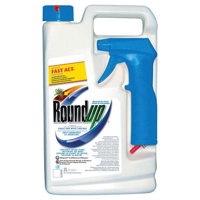 "Herbicide - ""RoundUp"" Grass Control 2 L"
