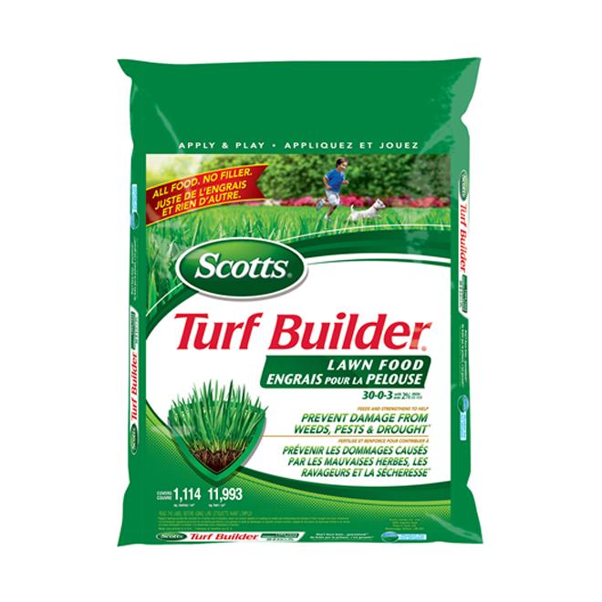 Lawn Fertilizer 30-0-3 - 14.5 kg