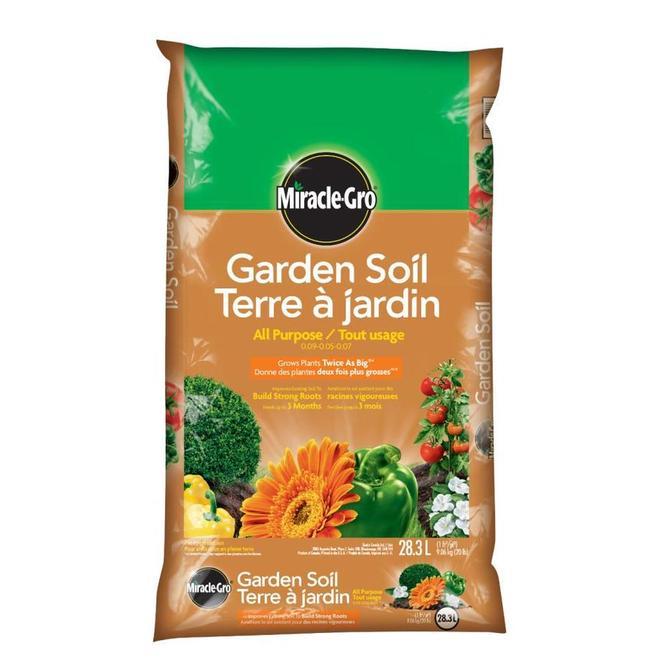 Terre à jardin