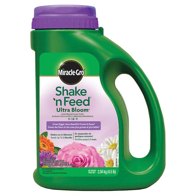 """""""Shake N' Feed"""" Fertilizer"""