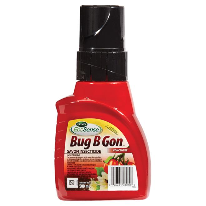 Concentré d'insecticide «Bug B Gon», 500ml
