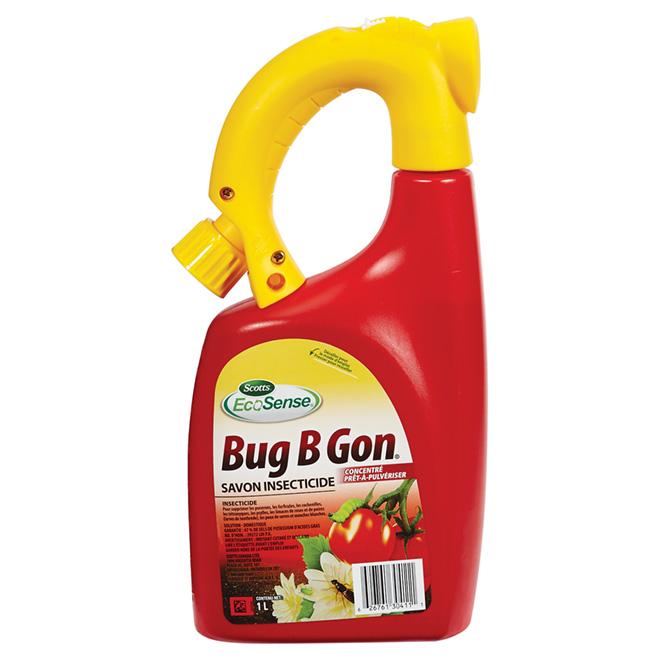 Concentré d'insecticide «Bug B Gon», 1l