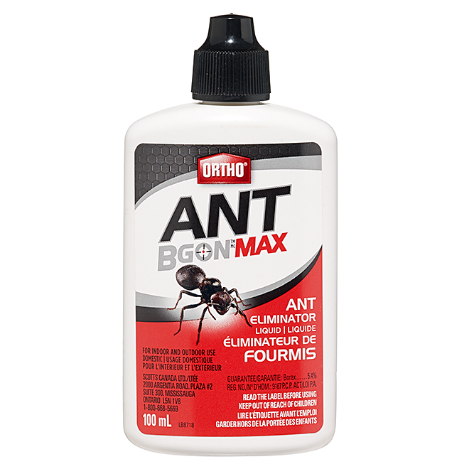 Insecticide pour fourmis liquide, Ant B Gon Max(MC), 100 ml