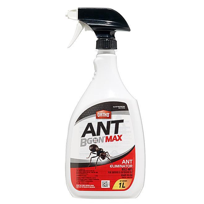 Ant Eliminator Spray - Ant B Gon Max(TM) - 1 L