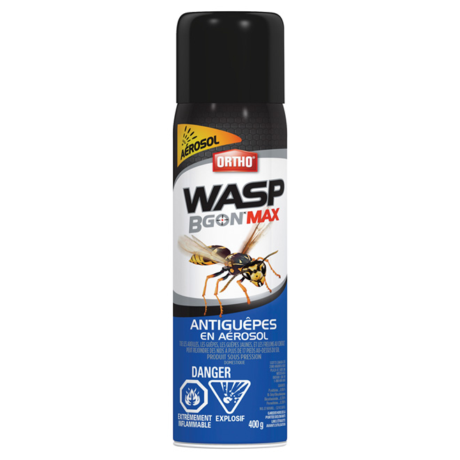 Anti guêpes en aerosol Wasp B Gon(MC) Max, 400 g