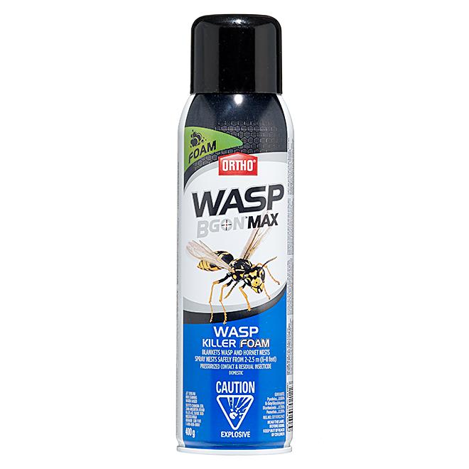 Wasp B Gon(TM) MAX Wasp Killer Foam - 400 g