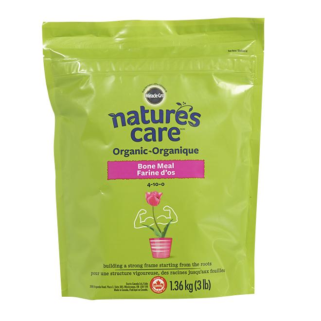 Organic Bone Meal - 4-10-0 - 3 lb