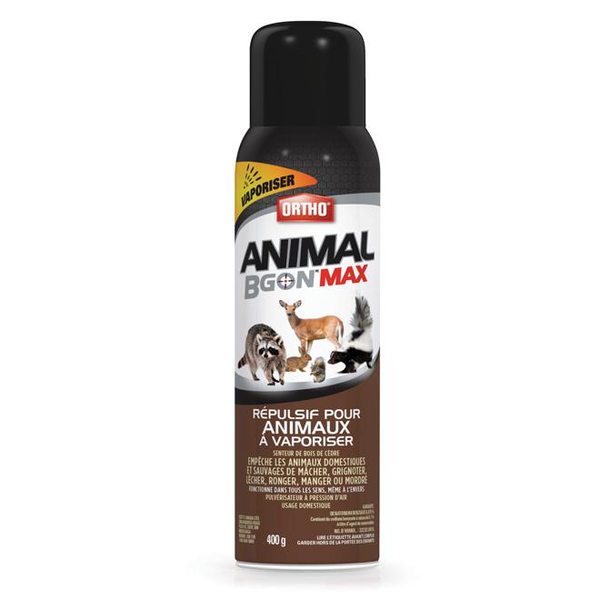 Répulsif en aérosol pour animaux Animal B Gon, 400 g