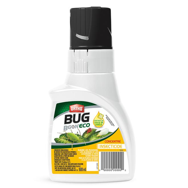 Insecticide Bug B Gon(MD) avec savon concentré, 500 ml