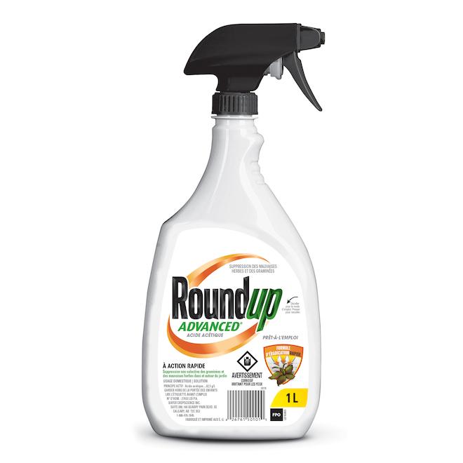 Herbicide avancé prêt à l'emploi, non sélectif, 1 l