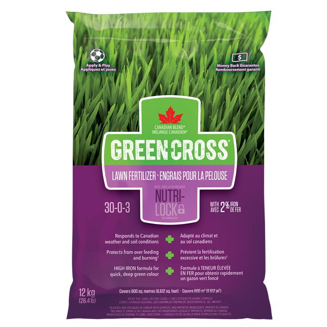 Nutri-Lock Lawn Fertilizer - 26,4 lb
