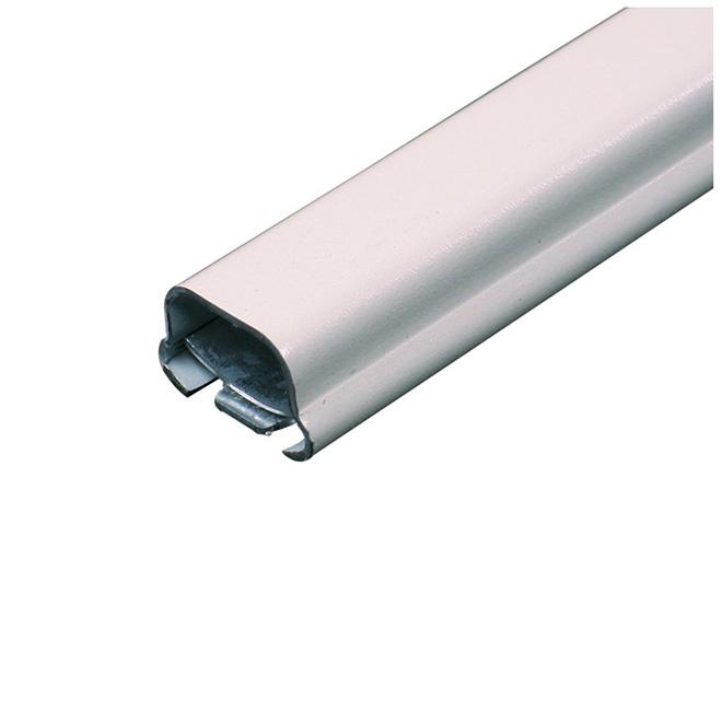 Wire Cover - .75'' x .65'' x 5' - White