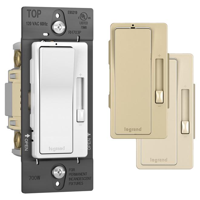 Dimmer Switch - 15 A - 120 V