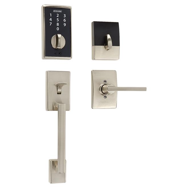 Clenche numérique Touch sans clé, Century/Latitude