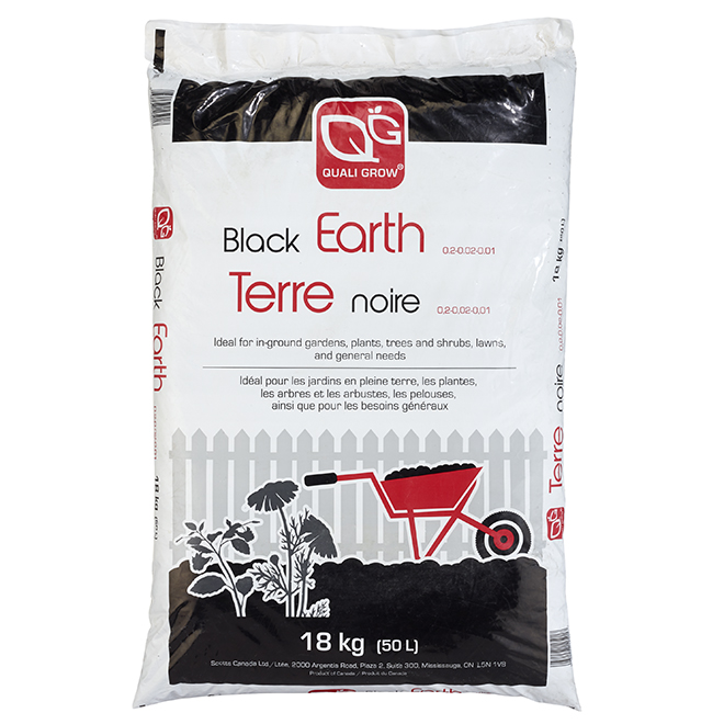 Black Earth - 0.2-0.02-0.01 - 18 kg (50 L)