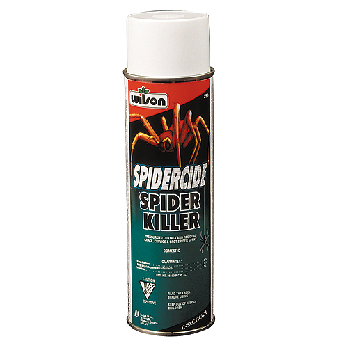 """""""SpiderBan"""" Spider Killer Spray"""