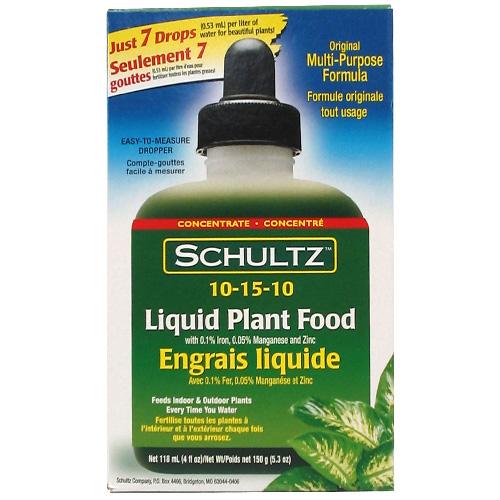 Fertilizer - Liquid Plant Food 10-15-10