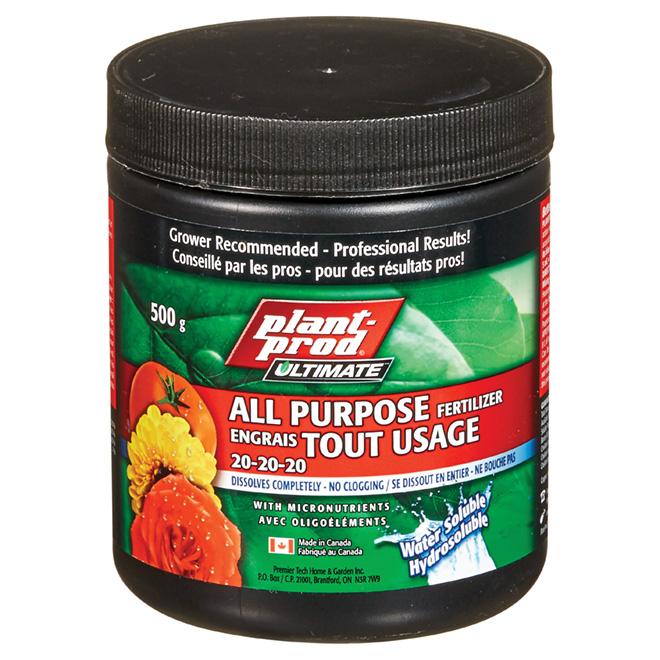 Engrais tout usage 20-20-20 - 500 g