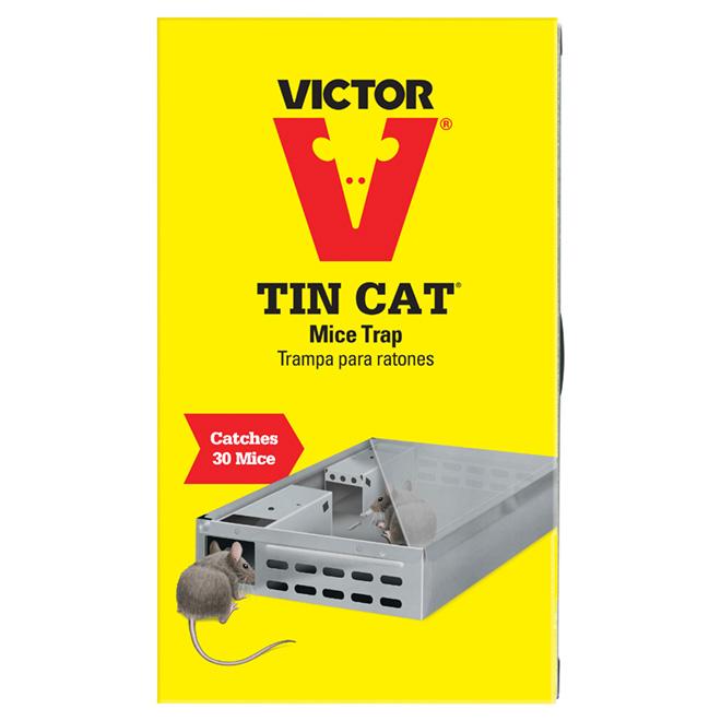 """""""TinCat"""" Mouse Trap"""