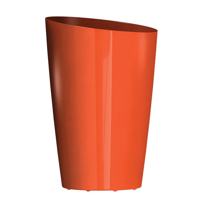 Jardinière allongée «Mirage» Orange
