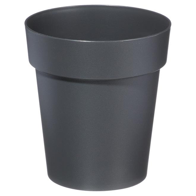 "Planter Pot - Viva - 7"" - Flat Slate"