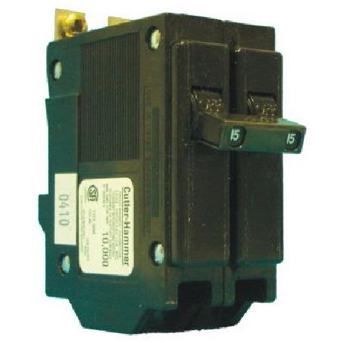 Disjoncteur QBH à boulons 120/240 VAC 100 A 2 pôles