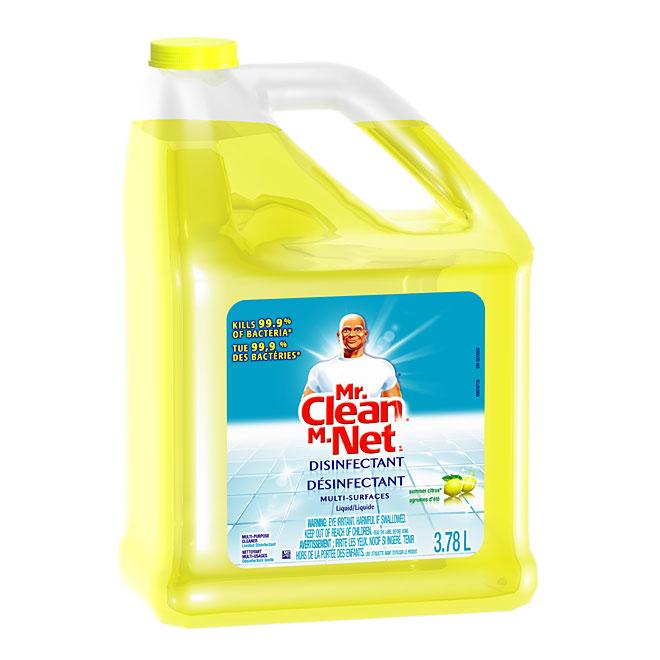 Désinfectant liquide multi-surfaces